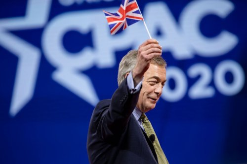 Nigel Farage announces a 'big career change' - CityAM