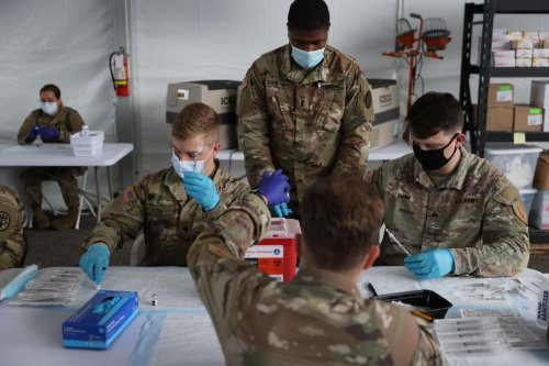 Almost half of US Marines have declined Covid vaccine, data shows - CityAM
