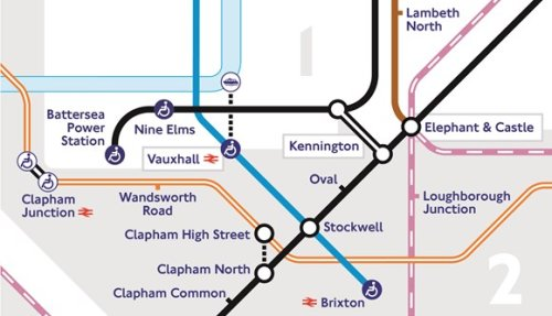 Going underground: London has a new tube map