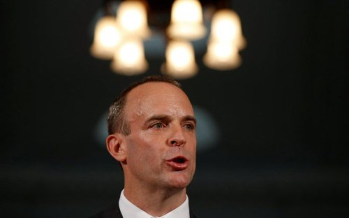 Raab sets out plans to end European judges 'dictating' UK on human rights