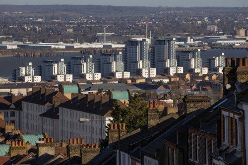 Average UK house price 30 per cent up on 2007 market peak