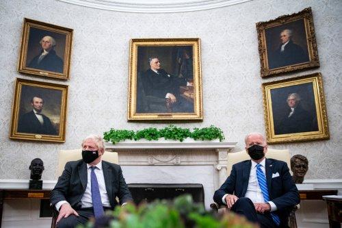Minister: Joe Biden doesn't understand 'complicated' Northern Ireland Protocol