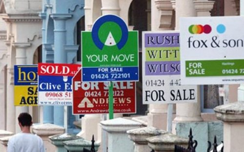 Aggressive valuations: London home sellers overprice their properties by 40 per cent
