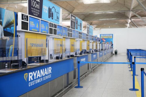 Ryanair says Covid-19 recovery has begun, as budget airline posts a record €815m loss - CityAM