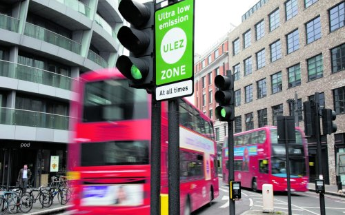 Will the new ultra-low emission zone affect your house price?