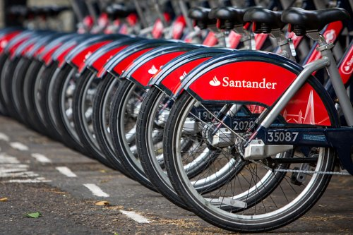 Office commuters boost TfL's cycle hire numbers for September