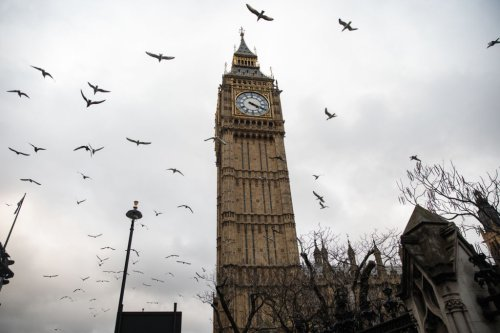 MPs slammed for month-long break while UK enters 'autumn of discontent'