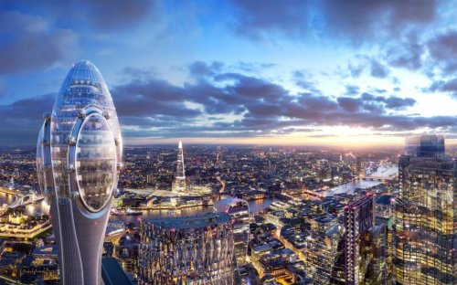 Gove the gardener: Are plans for a Tulip tower in London set to bloom again?