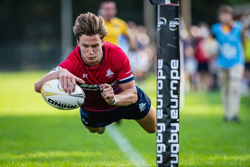 Rugby Europe Super Cup: New second-tier competition for clubs from Israel, Belgium and Russia kicks off effort to raise standard in emerging nations