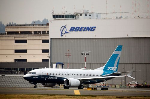 Boeing opens $500m compensation fund for 737 MAX crash victims' families - CityAM