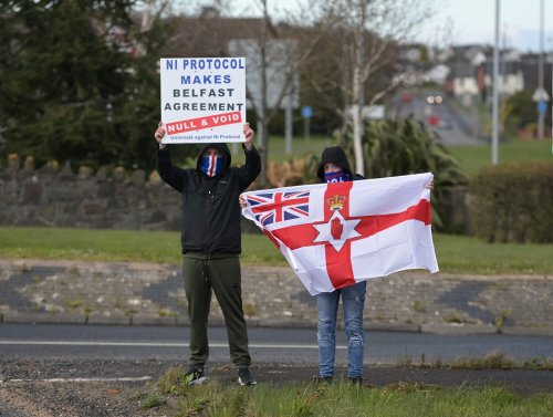 EU official: There has been 'positive movement' on Northern Ireland talks