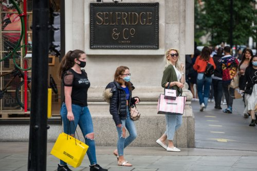 Selfridges put up for sale with £4bn price tag - CityAM
