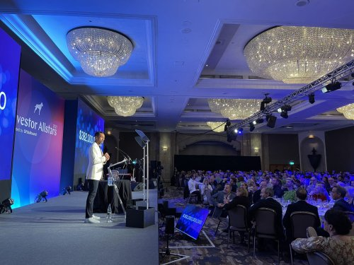 A celebration of European tech takes over central London