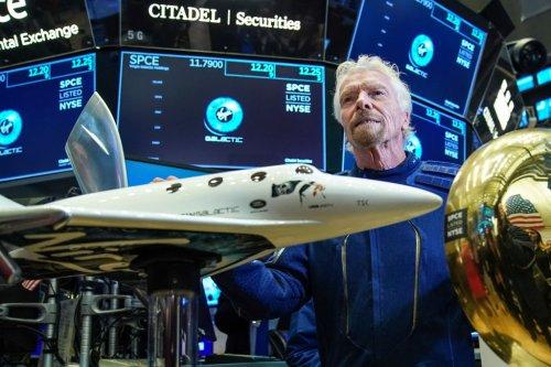 Richard Branson to take satellites firm public in $3bn Spac listing - CityAM