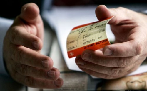 Paper rail tickets to be ripped up across South East England
