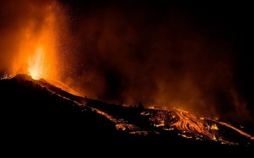 Chaos in the Canary Islands: La Palma airport closed due to volcanic ash buildup