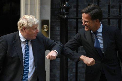 Dutch PM Mark Rutte tried to mediate Northern Ireland Protocol talks, Johnson says