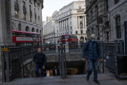 As footfall in the City climbs, widespread concerns about productivity take hold