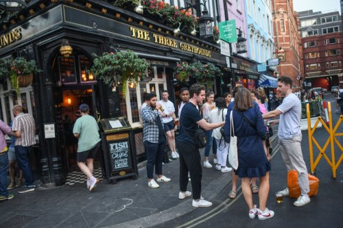 Brits encouraged to back pubs and restaurants on National Hospitality Day