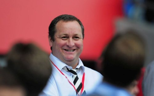 Mike Ashley 'set to step down' as chief exec of Frasers Group