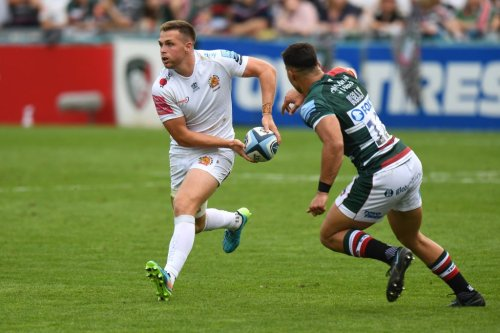 Exeter's chief problem: Why don't they have a main sponsor?
