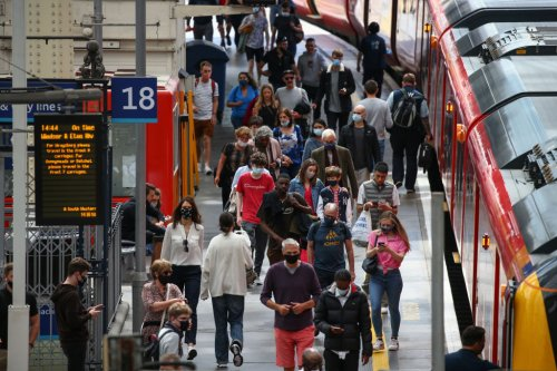 Train passengers braced for pingdemic chaos amid restaurant closure threat