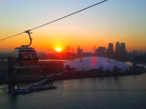 TfL seeks new partner for cable car with Emirates deal set to end