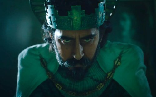 The Green Knight review – a stunning medieval fantasy