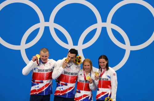 Tokyo 2020 Olympics: Team GB kicks off super Saturday with gold rush