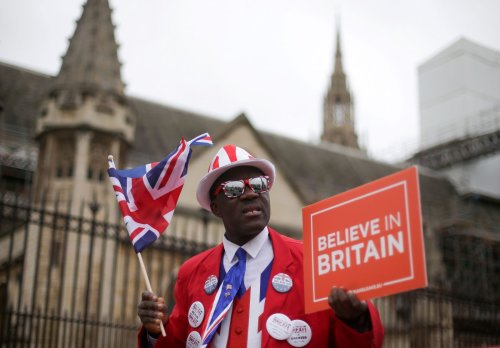 Brexit sovereignty is on the horizon, if the government would only seize it - CityAM