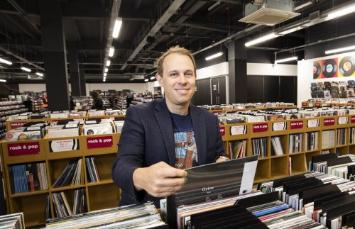 Exclusive: HMV's new owner on where he wants to take his High Street stores