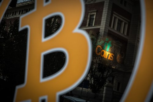 Bitcoin slumps as cryptocurrency sheds record gains - CityAM