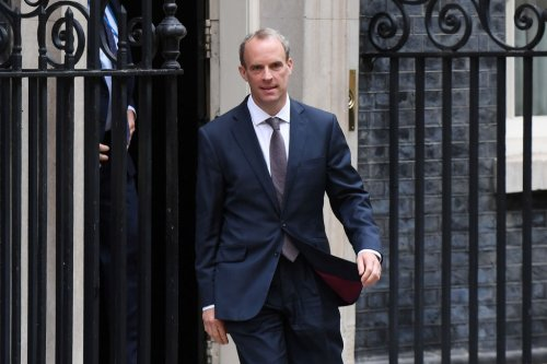 Reshuffle: Dominic Raab pays the price for 'beach is closed' holiday in Crete