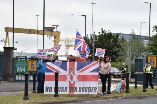 Lords committee: UK and EU both to blame for Northern Ireland Protocol mess