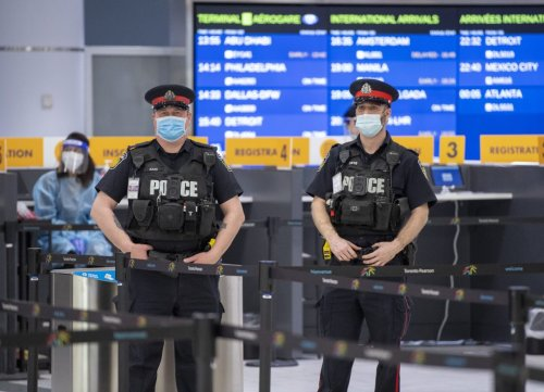 Two travellers from U.S. fined $20,000 each for fake vaccination documents