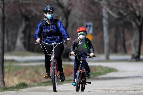 Spring weather, pandemic prompt second wave of cycling fever around Metro Vancouver - NEWS 1130