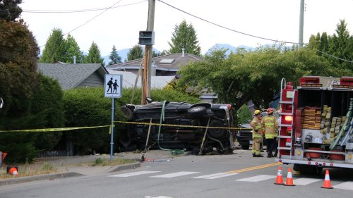 Two people dead after Burnaby crash: RCMP - NEWS 1130