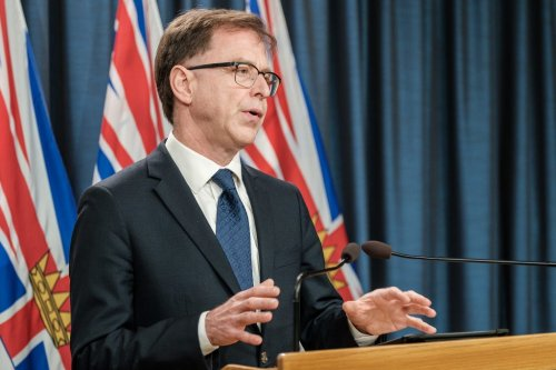 Politicians need to answer questions about B.C. COVID data leak - NEWS 1130