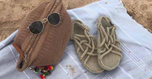 Cómo llevar las sandalias de cuerdas virales y dónde comprarlas