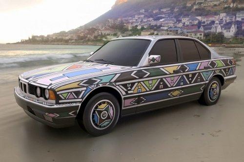 BMW Art Car collection going digital