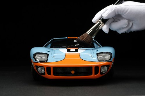 Amalgam offers scale model of two-time Le Mans-winning GT40