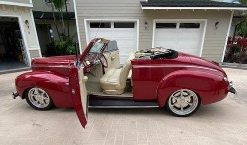 AutoHunter Spotlight: 1940 Mercury Eight
