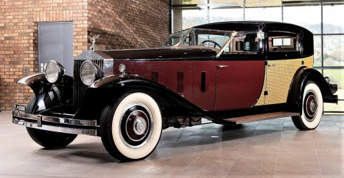 Every Rolls-Royce, Bentley offered sells during RM Sotheby's auction