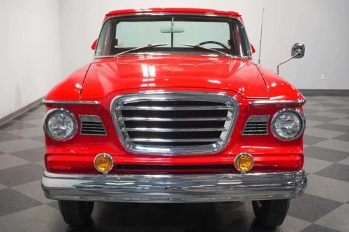 Pick of the Day: 1961 Studebaker Champ Deluxe, low-mileage pickup