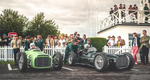 Relive the Goodwood Revival 2021 in 101 breathtaking images