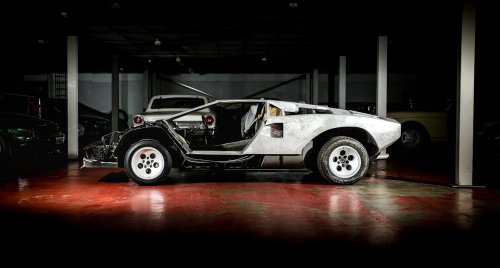Build your own Lamborghini Countach with Historics