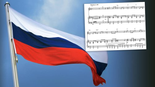 What are the lyrics to Russia's national anthem, and what do they mean?