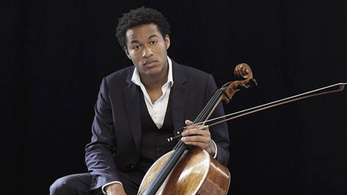 Sheku Kanneh-Mason: 'Growing up, I didn't know of many Black classical musicians'