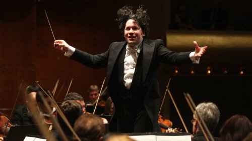 Gustavo Dudamel heads to Paris Opera after 12 years at helm of LA Philharmonic