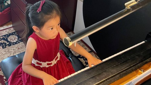 Four-year-old piano prodigy denied Carnegie Hall debut because she can't get a Covid vaccine